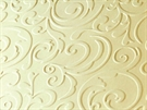 Invitations embossed