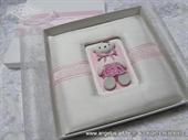 Ekskluzivna čestitka - Baby Pink Bear