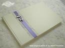 Knjiga gostiju za vjenčanje Ljubičasti leptiri