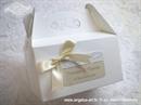 Kutija za kolače - Cream Pearl
