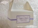 Kutija za kolače - Purple Love