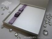 Knjiga gostiju - Purple Luxury Guestbook