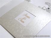 Pozivnica za vjenčanje Butterfly True Love