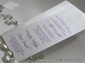 Pozivnica za vjenčanje - White Cake linea