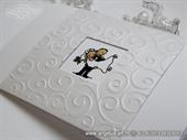 Pozivnica za vjenčanje White True Love