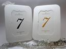 Broj stola za svedbenu svečanost - White Frame