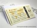 Budget karta za let