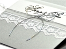 Invitations lace