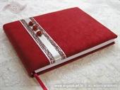 Knjiga gostiju za vjenčanje Crvene ruže
