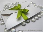 Pozivnica za vjenčanje - Green Divas