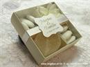 Konfet za vjenčanje Konfet Cream & White