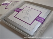 Ekskluzivna čestitka - Purple Book