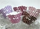 Pokloni za goste - Cupcake haljinice