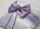 Jastučić za prstenje Lilac Lace