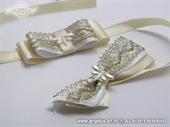 Kitica i rever za vjenčanje Uhvaćeni u mreži - gold
