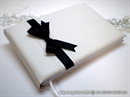 Knjiga gostiju za vjenčanje Black & White