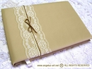 Knjiga dojmova Natural Cream Book