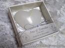 Konfet za vjenčanje - Svijeća bijelo srce