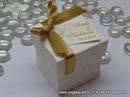 Konfet poklon za vjenčanje - Cream Macarons