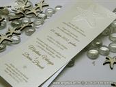 Pozivnica za vjenčanje - Sea Stra Line