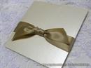 Pozivnica za vjenčanje - Golden Knot Charm