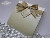 Pozivnica za vjenčanje - Exclusive Cream Classic