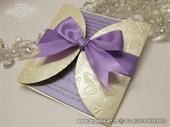 Pozivnica za vjenčanje - Lilac Butterfly Diva