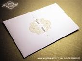 Pozivnica za vjenčanje Charm Print