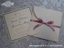 Pozivnica za vjenčanje Butterfly Beauty - Budget