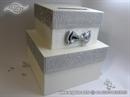 Kutija za kuverte - Silver Shine Cake