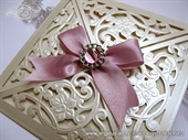 Wedding invitation - Luxury Pink Beauty