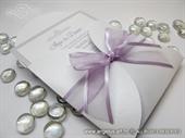 Pozivnica za vjenčanje Lavander Mini Beauty