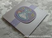 Ekskluzivna čestitka - Lilac Baby
