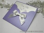 Pozivnica za vjenčanje - Lilac Charm