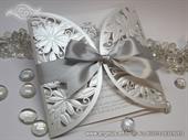 Pozivnice za vjenčanje -Luxury Silver Diva