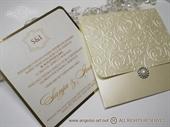 Pozivnice za vjenčanje - Luxury Cream Classic