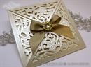 Pozivnica za vjenčanje - Luxury Cream Beauty