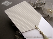 Wedding invitation - Elegant Cream Classic