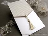 luksuzna moderna pozivnica za vjencanje sa coflekom
