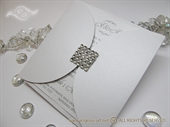Pozivnice za vjenčanje: Simple Crystal Diva