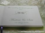 personalizacija za knjigu gostiju s kalama