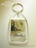 poklon za goste vjenčanja privjesak za ključeve
