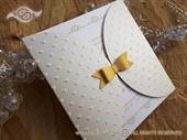 Pozivnice za vjenčanje - Cream Heart Diva