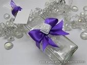 Pozivnica za vjenčanje - Poruka u boci Violet Bow