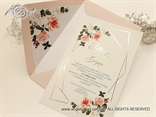 pozivnica sa ruzama goldenrose