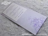 Pozivnica za vjenčanje Destiny Lavander