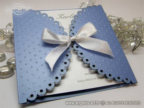 Light Blue Lace Diva