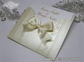 Pozivnica za vjenčanje - Cream Charm