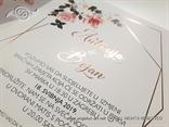 Roses & Lines Invitation