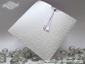 Pozivnica za vjenčanje - White Charm Flower